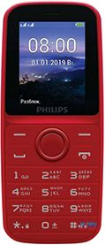 Philips E109 Xenium Red